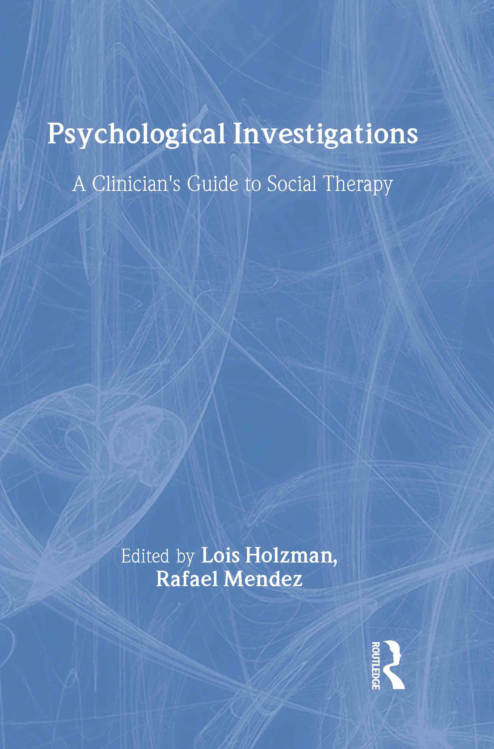 Psychological Investigations
