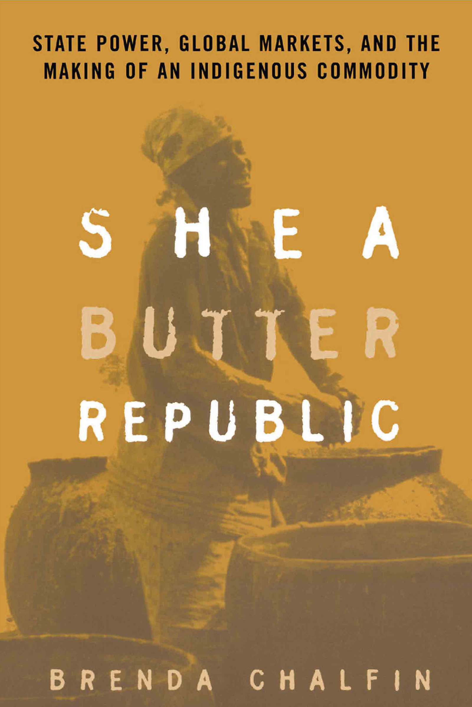Shea Butter Republic: State Power, Global Markets, and the Making of an Indigenous Commodity, 1st Edition (Paperback) book cover