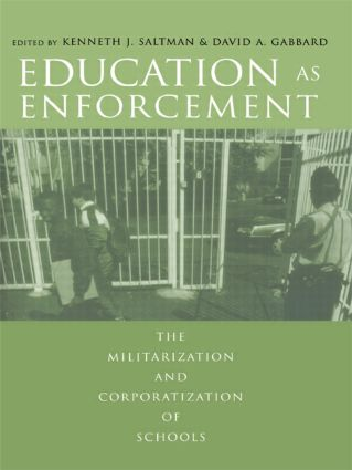 Education as Enforcement