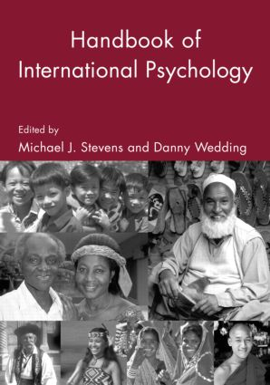 The Handbook of International Psychology: 1st Edition (Hardback) book cover