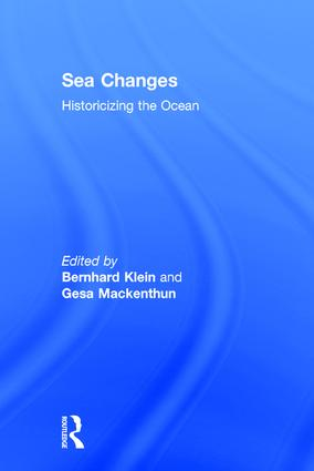 Sea Changes: Historicizing the Ocean (Paperback) book cover