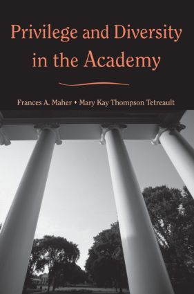 Privilege and Diversity in the Academy: 1st Edition (Paperback) book cover