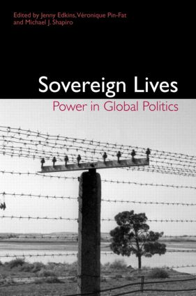 Sovereign Lives: Power in Global Politics (Paperback) book cover