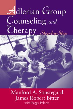 Adlerian Group Counseling and Therapy: Step-by-Step (Hardback) book cover