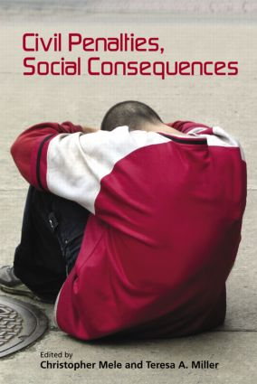 Civil Penalties, Social Consequences: 1st Edition (Paperback) book cover