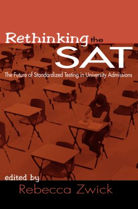 "Is the SAT a ""Wealth Test""? The Link between Educational Achievement and Socioeconomic Status"