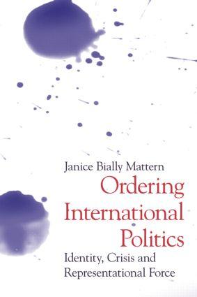 Ordering International Politics