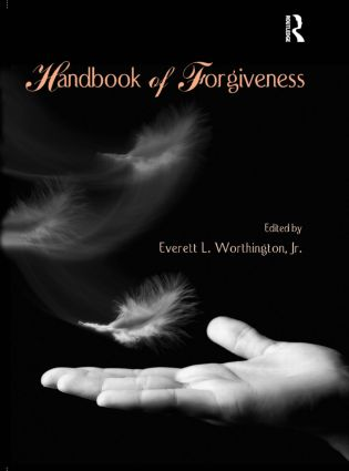 Handbook of Forgiveness (Hardback) book cover