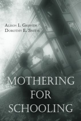 Mothering for Schooling (Paperback) book cover