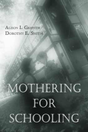 Mothering for Schooling book cover