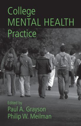 College Mental Health Practice (Hardback) book cover