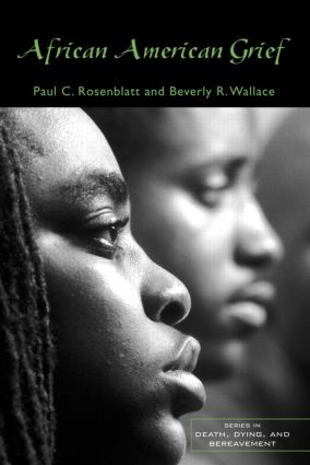 African American Grief (Paperback) book cover