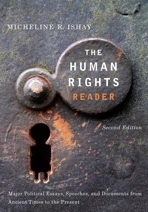 The Human Rights Reader: Major Political Essays, Speeches and Documents From Ancient Times to the Present, 2nd Edition (Paperback) book cover