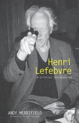Henri Lefebvre: A Critical Introduction book cover