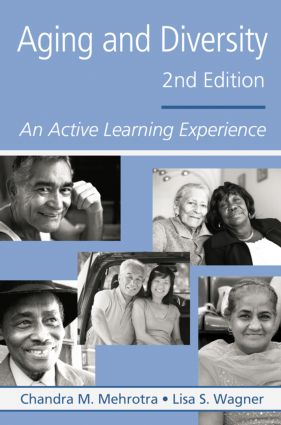 Aging and Diversity: An Active Learning Experience, 2nd Edition (Paperback) book cover