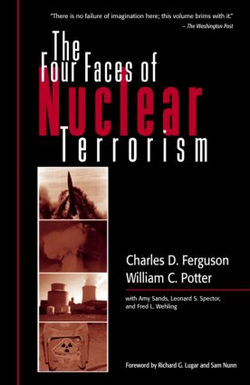 The Four Faces of Nuclear Terrorism (Paperback) book cover