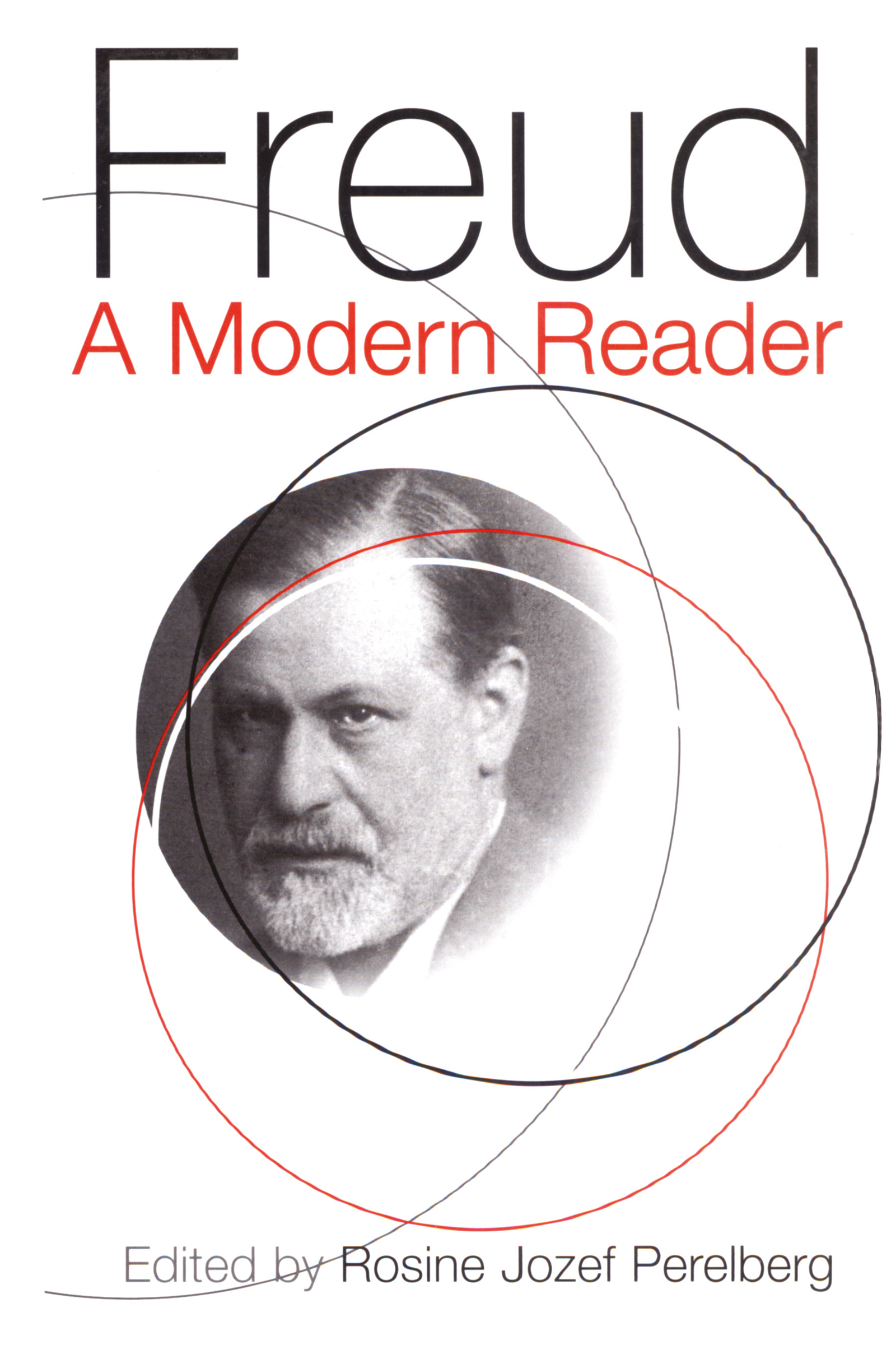 Freud: A Modern Reader (Paperback) book cover