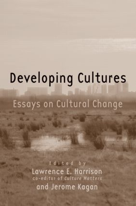 Developing Cultures: Essays on Cultural Change, 1st Edition (Paperback) book cover