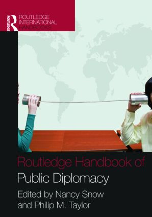 Routledge Handbook of Public Diplomacy: 1st Edition (Paperback) book cover