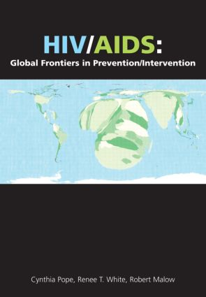 HIV/AIDS: Global Frontiers in Prevention/Intervention (Paperback) book cover
