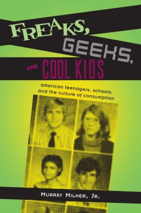 Freaks, Geeks, and Cool Kids (Hardback) book cover