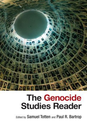The Genocide Studies Reader (Paperback) book cover