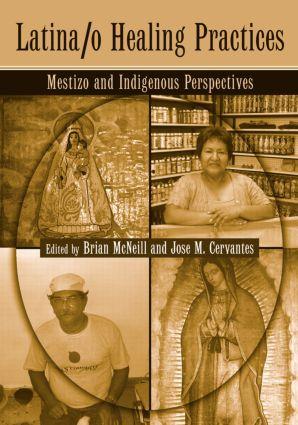 Latina/o Healing Practices: Mestizo and Indigenous Perspectives (Hardback) book cover