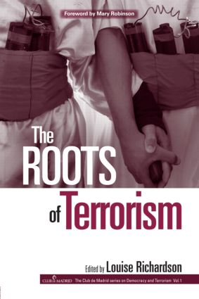 The Roots of Terrorism (Paperback) book cover