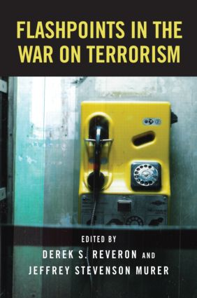 Flashpoints in the War on Terrorism (Paperback) book cover