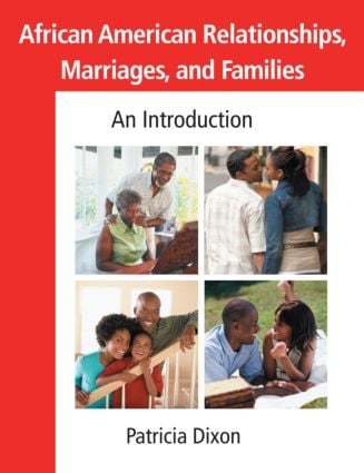 African American Relationships, Marriages, and Families: An Introduction (Paperback) book cover