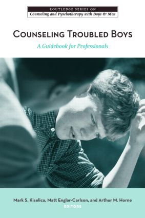 Counseling Troubled Boys: A Guidebook for Professionals book cover