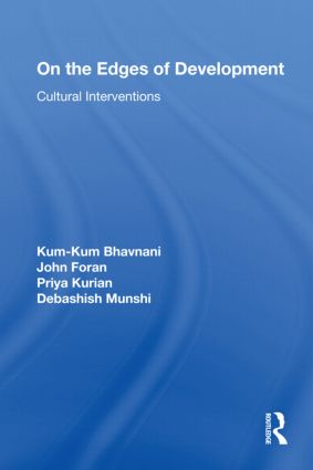 On the Edges of Development: Cultural Interventions, 1st Edition (Hardback) book cover