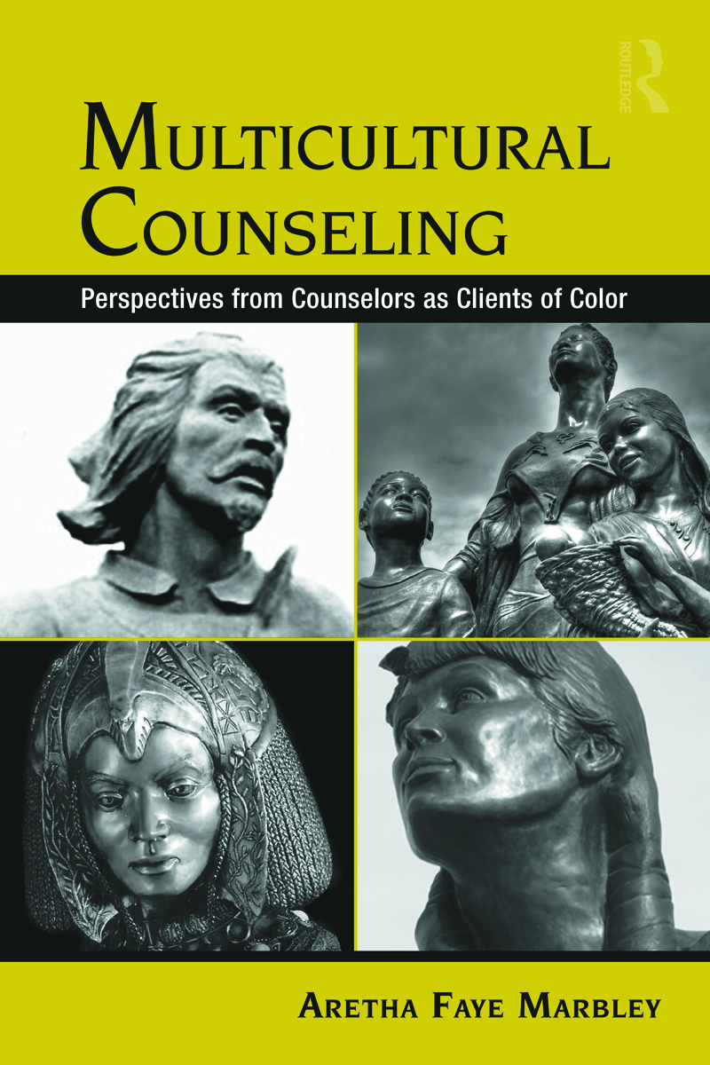 Multicultural Counseling: Perspectives from Counselors as Clients of Color (Paperback) book cover