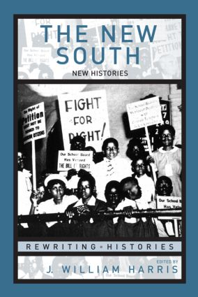 The New South: New Histories (Paperback) book cover