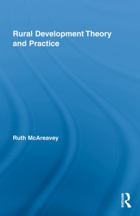 Rural Development Theory and Practice (Hardback) book cover