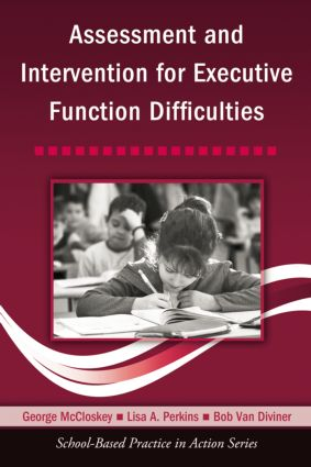 Assessment and Intervention for Executive Function Difficulties (Paperback) book cover