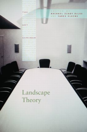 Landscape Theory: 1st Edition (Paperback) book cover