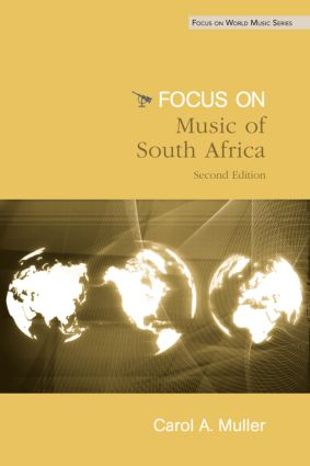 Focus: Music of South Africa book cover
