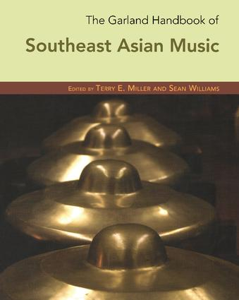 The Garland Handbook of Southeast Asian Music (Paperback) book cover
