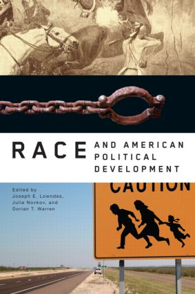 Race and American Political Development (Paperback) book cover