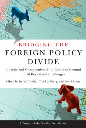 Bridging the Foreign Policy Divide (Paperback) book cover