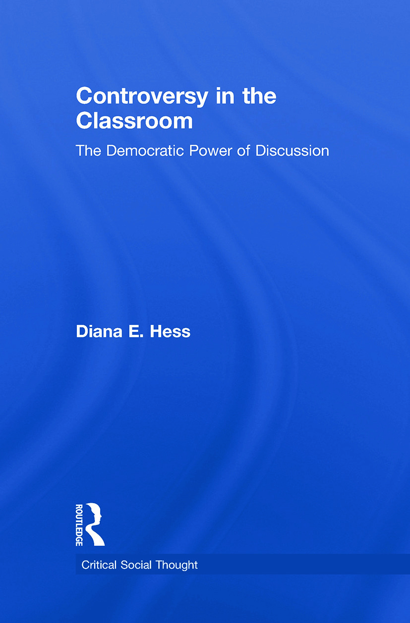 Controversy in the Classroom: The Democratic Power of Discussion book cover