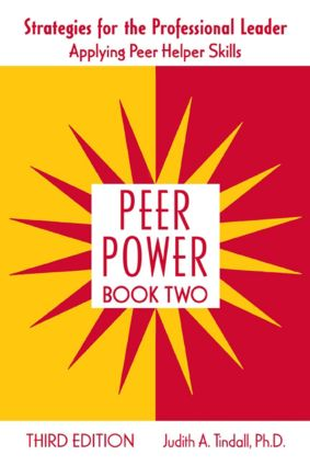 Peer Power: 3rd Edition (Paperback) book cover