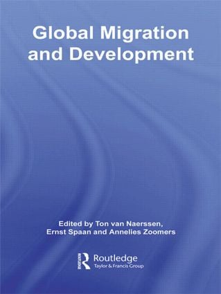 Global Migration and Development: 1st Edition (Hardback) book cover