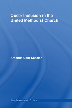 Queer Inclusion in the United Methodist Church (Hardback) book cover