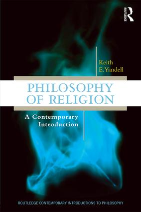 Philosophy of Religion: A Contemporary Introduction, 2nd Edition (Paperback) book cover