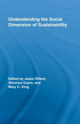 Understanding the Social Dimension of Sustainability (Hardback) book cover