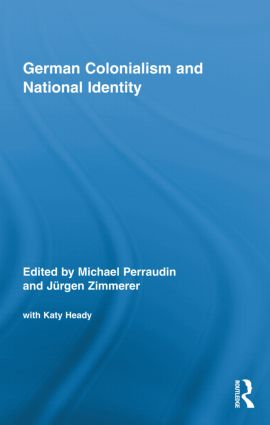 German Colonialism and National Identity (Hardback) book cover