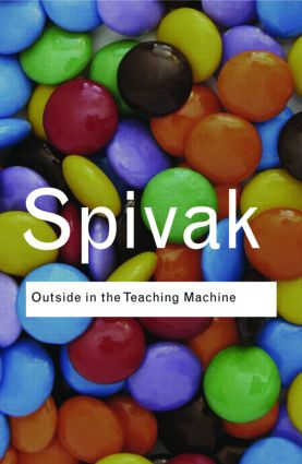 Outside in the Teaching Machine (Paperback) book cover