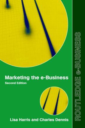 Marketing the e-Business: 2nd Edition (Paperback) book cover